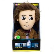 Doctor Who Talking Doctor Plush