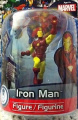 MARVEL Iron Man Figure by MONOGRAM 10cm Figurine