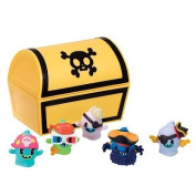 Moshi Monsters Pirate Chest - Yellow