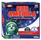 POOF-Slinky 0C1776 Ideal Our America Board Game