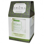 Aroma Naturals - Meditation Naturally Blended Pillar Eco