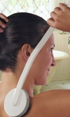 Roll A Lotion Massager & Lotion Applicator