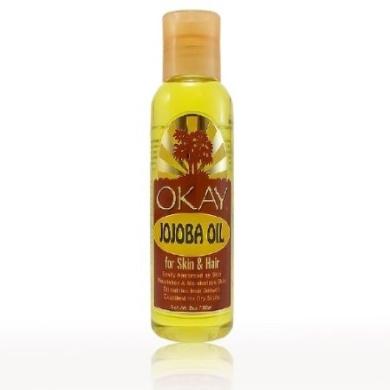 Okay Jojoba Oil for Skin and Hair, 60ml