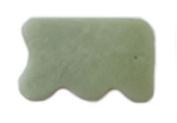 Jade Gua Sha Tool 7.6cm x5.1cm