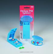 1 EACH OF Aculife Deluxe Pill Box & Splitter