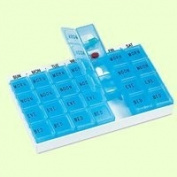 Pill Box Medi-chest Medium By Apex Medical