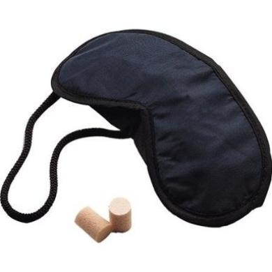 Eye Mask & Ear Plugs