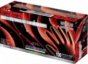 Adenna NGL228 Night Angel Nitrile PF Exam Gloves, X-Large, 90 Count