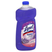 Lysol Power and Fresh All Purpose Cleaner - Pourable Lavender Orchid 1180ml