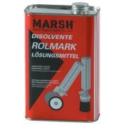 Rolmark Quart of Solvent Cleaner