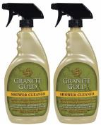 Granite Gold Shower Cleaner, 710ml-2 pack