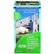 Ecological Laboratories Microbe-Lift Septic and Cesspool Treatment 950ml