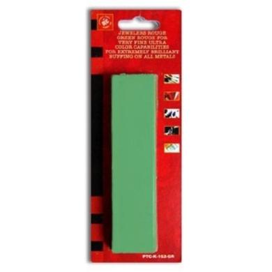 6 oz USA Green Rouge Polishing Buffing Compound - Steel, Aluminium, Chrome