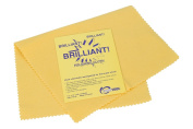 Euro Tool Inch brilliant Inch Polishing Cloths, Medium, Yellow