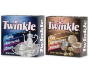Twinkle Silver Polish Kit and Brass & Copper Cleaning Polish Kit