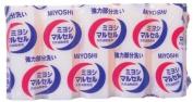 Miyoshi Soap | Laundry Detergent | MARUSERU Soap 140g x 5
