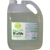 Miyoshi Soap | Laundry Detergent | Additive Free Refill 5L