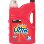 Kirkland Signature Ultra Laundry Detergent Refreshing Scent He 120 Loads 2x Concentrated 5500ml
