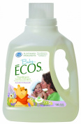 Earth Friendly Products Baby Ecos Disney Laundry Detergent, Lavender and Chamomile, 2960ml