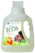 Earth Friendly Products Baby Ecos Free and Clear Disney Laundry Detergent, 2960ml