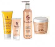 Queen Almond 4-peice Skin Care Set