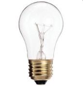 A15 Party Bulbs 15 Watts Medium Base Clear 25-Pack