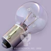 10 X EIKO EL12B (41078) 15W 6V BA9S / MINI BAYONET CLEAR G6 Incandescent