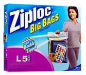 Ziploc Big Bag Double Zipper