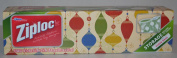 Ziploc Gallon Size Storage Bags Limited Edition Holiday Tinted Designs