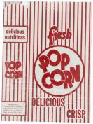 Snappy Popcorn 3E Close-Top Popcorn Box, 100/Case, 5 Pound