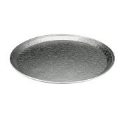 Handi-Foil 4019120 46cm Aluminium Round Serving Flat Tray