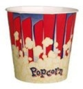 Red 5030ml Popcorn Cup, 150/Case