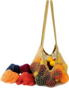 Eco-Bags Classic String Bag Assorted Earthtones - Long Handle - 1 Bag - HSG-1030824