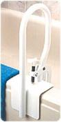 APEX/CAREX HEALTHCARE Dual Level Bathtub Rail QTY