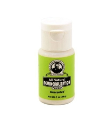 Remineralization Powder 30ml powder by Uncle Harry's Natural Products