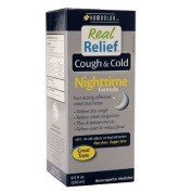 Homeolab Usa Homeolab Real Relief Cough & Cold Nighttime Formula, 250ml