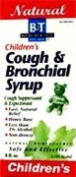 Boericke & Tafel - Children's Cough & Bronchial Syrup 240ml [Health and Beauty]