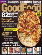 BBC Good Food (UK) - 1 year subscription - 12 issues