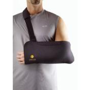Corflex Tricot Arm Sling - Comfortable Arm Sling-L - Black