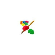 The Pencil Grip Crossover Grip- Neon Colours- Set of 4