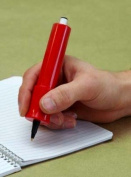 BipGrip Pen Grip