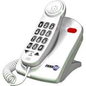 EzPro T56 56 dB Amplified Phone - White