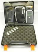 AlcoMate Premium (AL7000) Full Pack Alcohol Breathalyser; home/business; detects BAC; no calibration