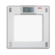 Seca Aura 807 Digital Personal Scale with Glass Surface