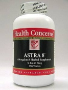Health Concerns - Astra 8 270 tabs [Health and Beauty]
