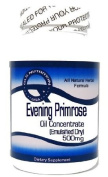 Evening Primrose Oil Concentrate (Emulsified Dry) 500mg 100 Capsules ^GLS