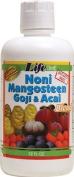 Life Time, Noni Mangosteen Goji & Acai Blend, 950ml