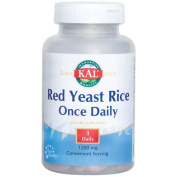 One Daily Red yeast Rice 1200mg - 30 - Tablet