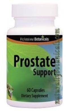Professional Botanicals | Naturally Botanicals | Prostate Aid - 60 Caps