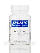 Pure Encapsulations - Iodine (potassium iodide) 120 vcaps